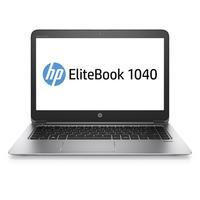 HP laptop: EliteBook EliteBook 1040 G3 notebook pc (ENERGY STAR) - Zilver