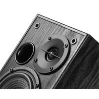 Edifier Speaker: RMS 21W x 2, 85 dB, 75Hz-18kHz - Zwart