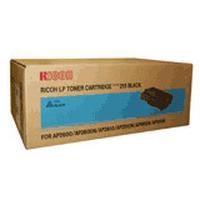 Ricoh cartridge: Toner Cassette Type 215 Black - Zwart
