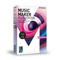 Magix audio software: Magix, Music Maker Plus Edition