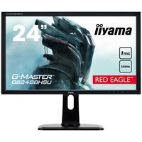 Iiyama monitor: G-MASTER GB2488HSU - Zwart
