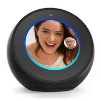 Amazon : Echo Spot - Zwart