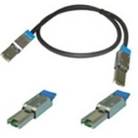 Tandberg Data kabel: 2m SFF-8088 Mini-SAS - Zwart