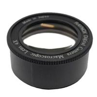 Raynox camera lens: 12x - 20x, 37mm, 60g, Black - Zwart