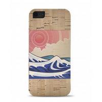Reveal mobile phone case: Izu Printed Cork - Multi kleuren