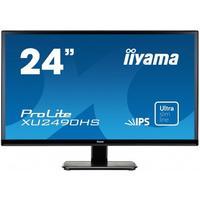 Iiyama monitor: ProLite 23.8'' ProLite monitor - Zwart
