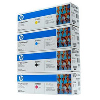 HP Toner Cartridge Bundel (CC530A-CC533A)