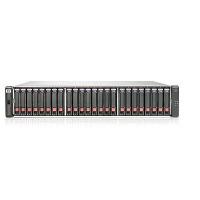 Hewlett Packard Enterprise SAN: P2000 SFF