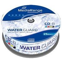 MediaRange CD: 24x CD-R 52x