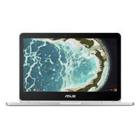 """ASUS Chromebook Flip C302CA-GU003 12,5"""" Core M 8GB RAM 64GB eMMC Laptop - Grijs"""