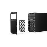 HP Z2 tower G4 stoffilter en rand Computerkast onderdeel - Zwart, Wit