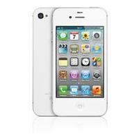 Apple smartphone: iPhone 4s 16GB Wit   Refurbished   Zichtbaar gebruikt