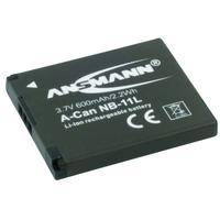 Ansmann A-Can NB-11L - Zwart