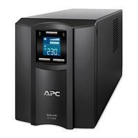 APC UPS: Smart-UPS C 1500VA met vijf jaar garantie - Zwart