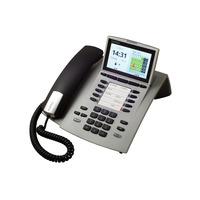 AGFEO ip telefoon: ST 45 IP - Zilver