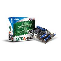 MSI moederbord: 970A-G43