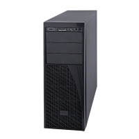 Intel behuizing: Intel® Server Chassis P4304XXSHCN Single UNION PEAK 911765 - Zwart