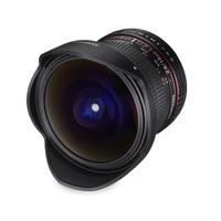 Samyang camera lens: 12mm F2.8 ED AS NCS