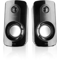 Speedlink, VEOS Stereo Speakers (Zwart)