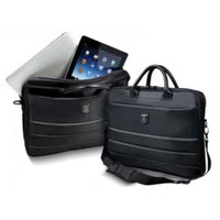 PORT DESIGNS laptoptas: SOCHI - Zwart