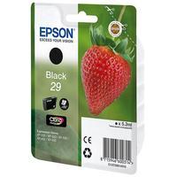 Epson inktcartridge: 29 K - Zwart