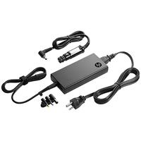 HP netvoeding: 90W Slim Combo Adapter w/ USB - Zwart