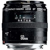 EF 50mm f/2.5 Compact Macro