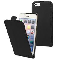 Muvit Slim Case Apple iPhone 6 Zwart