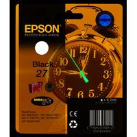Epson inktcartridge: 27 DURABrite Ultra - Zwart