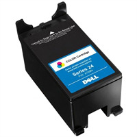 DELL inktcartridge: V715w Colour Ink Cartridge - Cyaan, Magenta, Geel