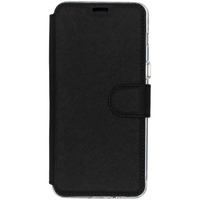 Xtreme Wallet Booktype Samsung Galaxy A8 (2018) - Zwart / Black Mobile phone case