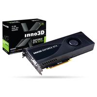 Inno3D videokaart: GeForce GTX 1070 Ti Jet, 2432 CUDA, 1607/1683 MHz, 8 GB GDDR5, 256-bit, DL DVI-D, HMI 2.0b, 3x DP .....