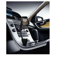 Technaxx houder: Universal Autohalterung mit Ladegerät-TE06 - Zwart