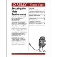 O'Reilly boek: Media Securing the Vista Environment - eBook (PDF)