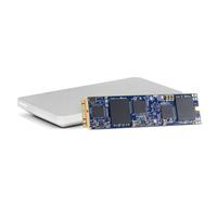 OWC Aura Pro X SSD - Zwart, Blauw, Zilver