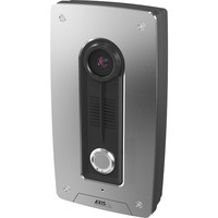 Axis A8004-VE Deurintercom installatie - Roestvrijstaal