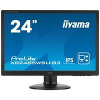 "Iiyama monitor: ProLite 61.214 cm (24.1 "") PLS LED-Backlit, 4 ms, 250 cd/m², 16.7 M, 1000:1, 16:10, 2 x 1.5 W, VESA ....."