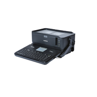 Brother labelprinter: PT-D800W Bureaumodel voor TZe, FLe, HSe en HG-tapes van 3.5 tot 36 mm - USB - Netwerkklaar - 360 .....