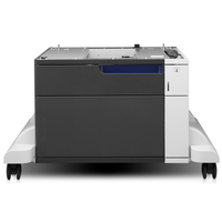 HP LaserJet 1x500-sheet Paper Feeder and Stand Papierlade