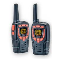 Insmat AM-845 PMR walkie-talkie - Zwart, Oranje