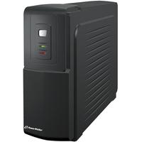 PowerWalker VFD 600 UPS - Zwart