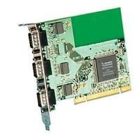 Brainboxes interfaceadapter: Universal 3-Port RS232 PCI Card