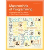 O'Reilly product: Masterminds of Programming - EPUB formaat