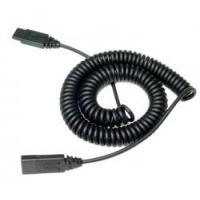VXi telefoon kabel: QD 1000 - Zwart