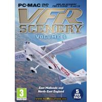 RC Simulations game: VFR Scenery: Volume 4: East Midlands and North-East England (Add-On for X-Plane 9 and 10)  PC