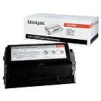 Lexmark toner: E321, E323 3K printcartridge - Zwart