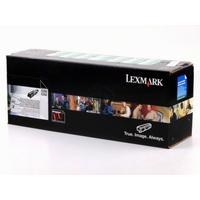Lexmark toner: Toner XS54x series, Black, 6000 Pages - Zwart
