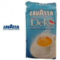 Lavazza koffie: DEK cafeïnevrij gemalen koffie 6x1000 gram
