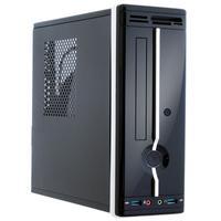 Chieftec behuizing: mini ITX, 200 W, 2x USB 3.0, Black - Zwart
