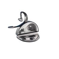 AGFEO headset: Motion BT - Zwart, Grijs